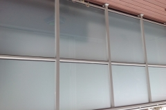 Nu-Lite Balustrading Type 1001- glass privacy screen-05