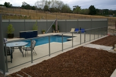 Nu-Lite Balustrading Type 1001- glass swimming pool fencing-01