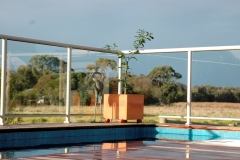 Nu-Lite Balustrading Type 1001- glass swimming pool fencing-02