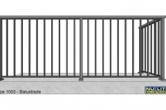 Type_1003_Balustrade