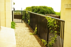 Nu-Lite Balustrading Type 1003 -Metal Swimming Pool Fencing -04