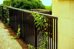 Nu-Lite Balustrading Type 1003 -Metal Swimming Pool Fencing -05
