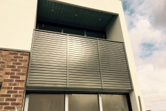 Nu-Lite Balustrading Type 1051 -slat privacy screen balustrade-03