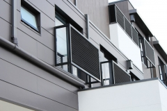 Nu-Lite Balustrading Type 1071 -louvre privacy screen balustrade-03
