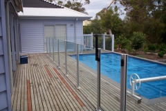 Nu-Lite Balustrading Type 2012- glass Swimming pool fencing-03