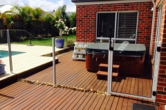 Nu-Lite Balustrading Type 2012- glass Swimming pool fencing-07