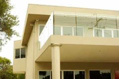Nu-Lite Balustrading Type 3005-B - glass balustrade-06