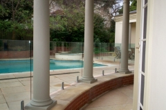 Nu-Lite Balustrading Type 3010 - glass Swimming Pool Fencing-06