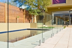 Nu-Lite Balustrading Type 3010 - glass Swimming Pool Fencing-11