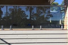 Nu-Lite Balustrading Type 3011 - glass balustrade-01
