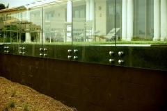 Nu-Lite Balustrading Type 3016 - glass Swimming pool fencing-06