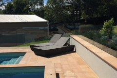 Nu-Lite Balustrading Type 3020 - glass Swimming Pool Fencing-02