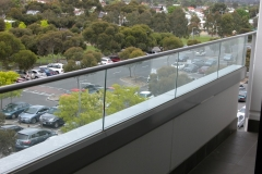 Nu-Lite Balustrading Type 3021 - glass balustrade-03