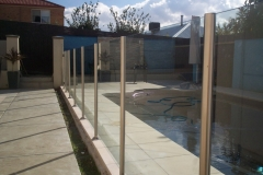 Nu-Lite Balustrading Type 6012 - glass Swimming Pool Fencing-03