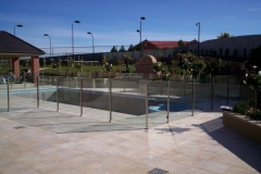 Nu-Lite Balustrading Type 6012 - glass Swimming Pool Fencing-05