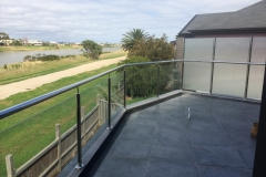Nu-Lite Balustrading Type 6013-B - glass Privacy Screen-02