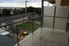 Nu-Lite Balustrading Type 6013-B - glass Privacy Screen-03