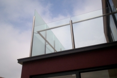 Nu-Lite Balustrading Type 6015-B - glass Privacy Screen-06
