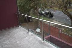 Nu-Lite Balustrading Type 6015-B - glass balustrade-03