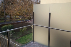 Nu-Lite Balustrading Type 6015-B - glass balustrade-05