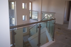 Nu-Lite Balustrading Type 6021 - glass balustrade-04