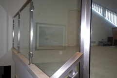 Nu-Lite Balustrading Type 6031 - glass balustrade-02