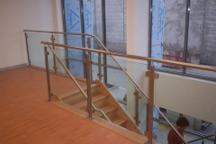 Nu-Lite Balustrading Type 6031 - glass balustrade-03
