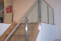 Nu-Lite Balustrading Type 6031 - glass balustrade-05
