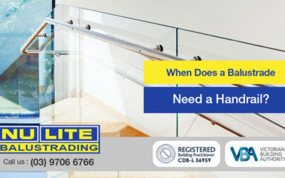 When Does a Balustrade Need a Handrail?