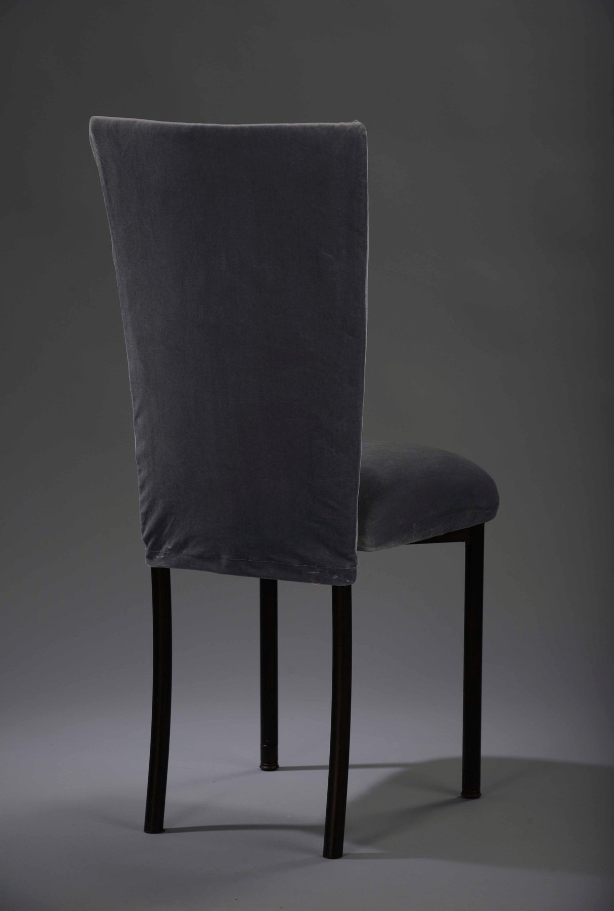 chair cover hire preston strathwood anti gravity silver velvet nüage designs