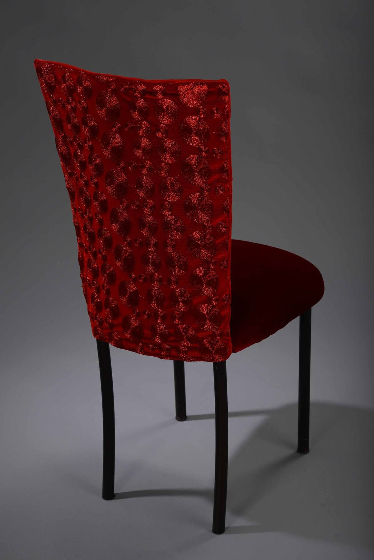 chair cover hire preston jcpenney dining covers red coin chameleon nüage designs