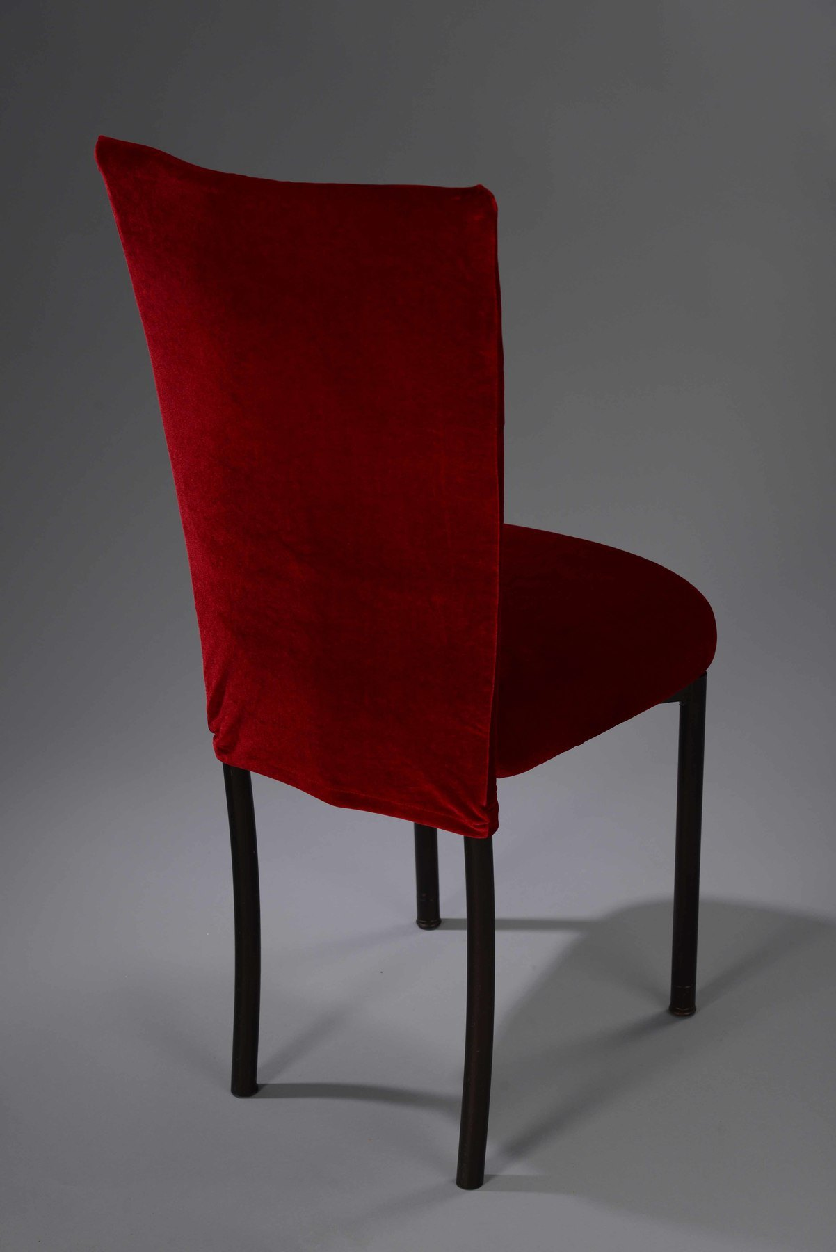 velvet chair covers wholesale china bassett accent chairs red chameleon cover nüage designs