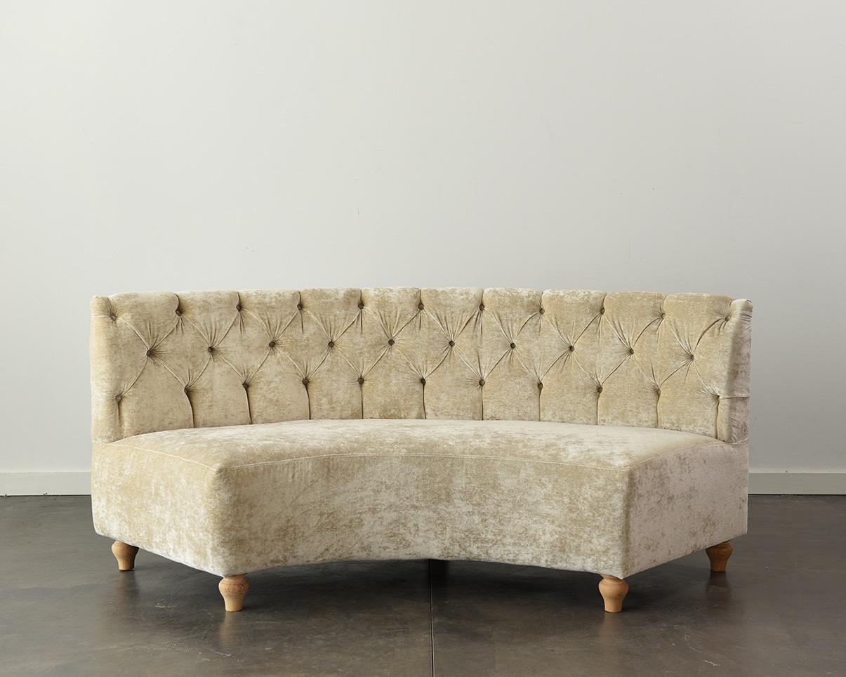 ivory sofa cover grey linen bed sky nüage designs