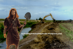 Wallace and his shovel