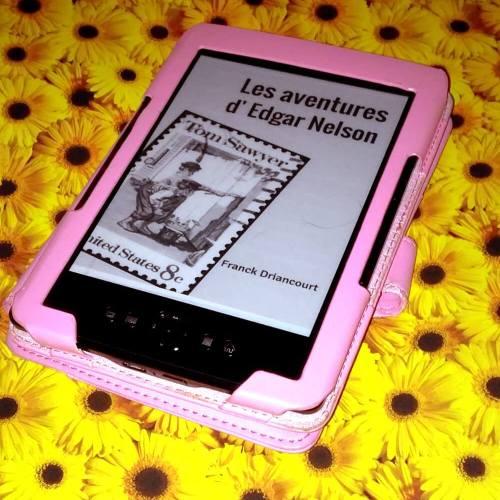 Couverture du roman : Les aventures d'Edgar Nelson de Franck Driancourt