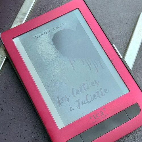 Les Lettres à Juliette - Ninon Amey
