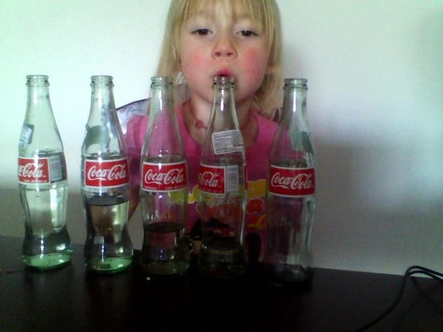 Household Hacks Coke Bottles  bay witch musings