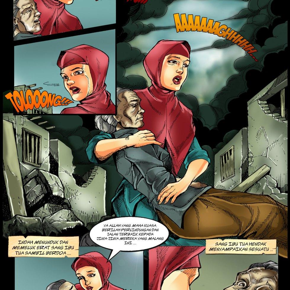 Komik Para-Protektor No. e2-003