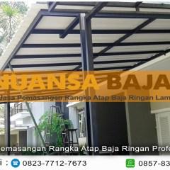 Toko Baja Ringan Bandar Lampung Jasa Pemasangan Rangka Atap Terbaru