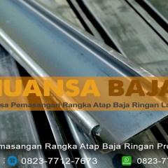 Harga Baja Ringan Per Meter Lampung Bandar Batang Dan Murah