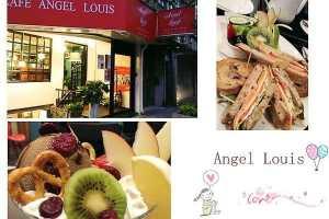 2013121801 - 大直Angel Louis咖啡 華麗甜點