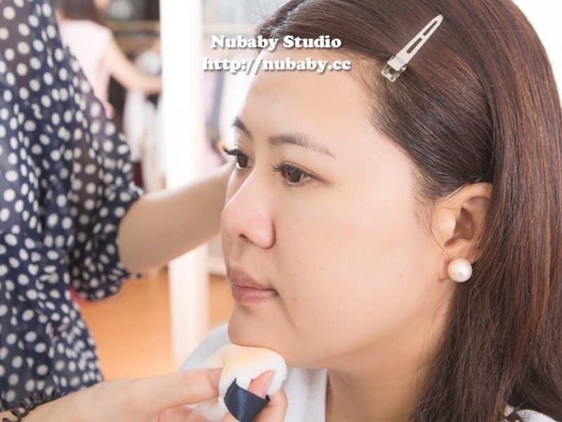 氣色大眼裸妝 彩妝教學-素人Nadia