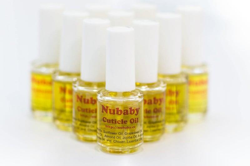 精油指緣油 做法與使用方式