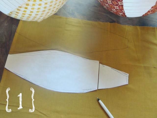 Decora con globos aerostáticos - Paso 1