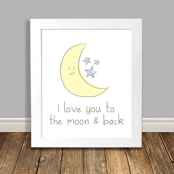 Decora con la luna