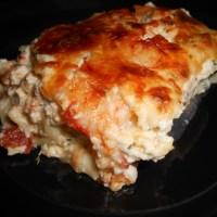 Shrimp Lasagna