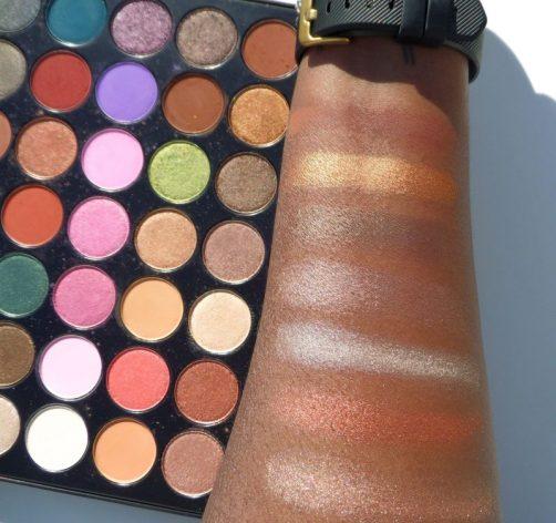 Studio Pro Shade & Define 10 Color Contour Palette by BH Cosmetics #8