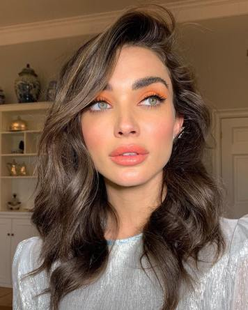Pretty Colourful Summer Makeup Looks