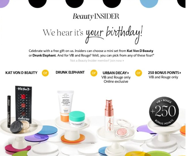 The Complete Guide To Sephora's Beauty Insider & VIB