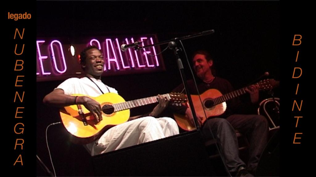Foto de Bidinte en concierto